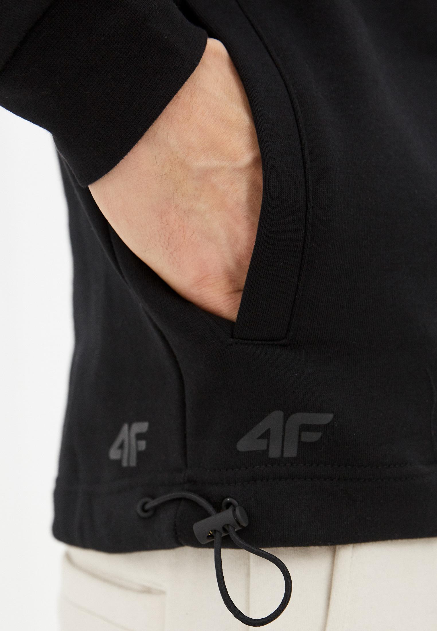 Толстовка 4F (4Ф) H4Z21-BLM013: изображение 4