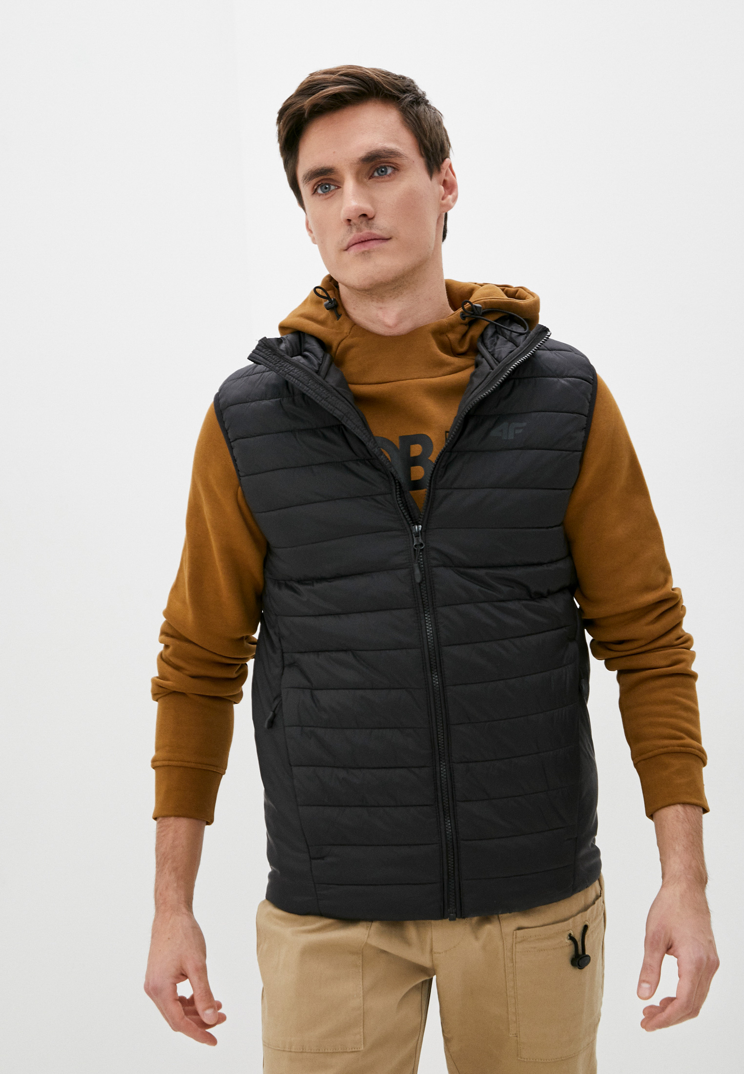 Мужская верхняя одежда 4F (4Ф) H4Z21-KUMP001: изображение 1