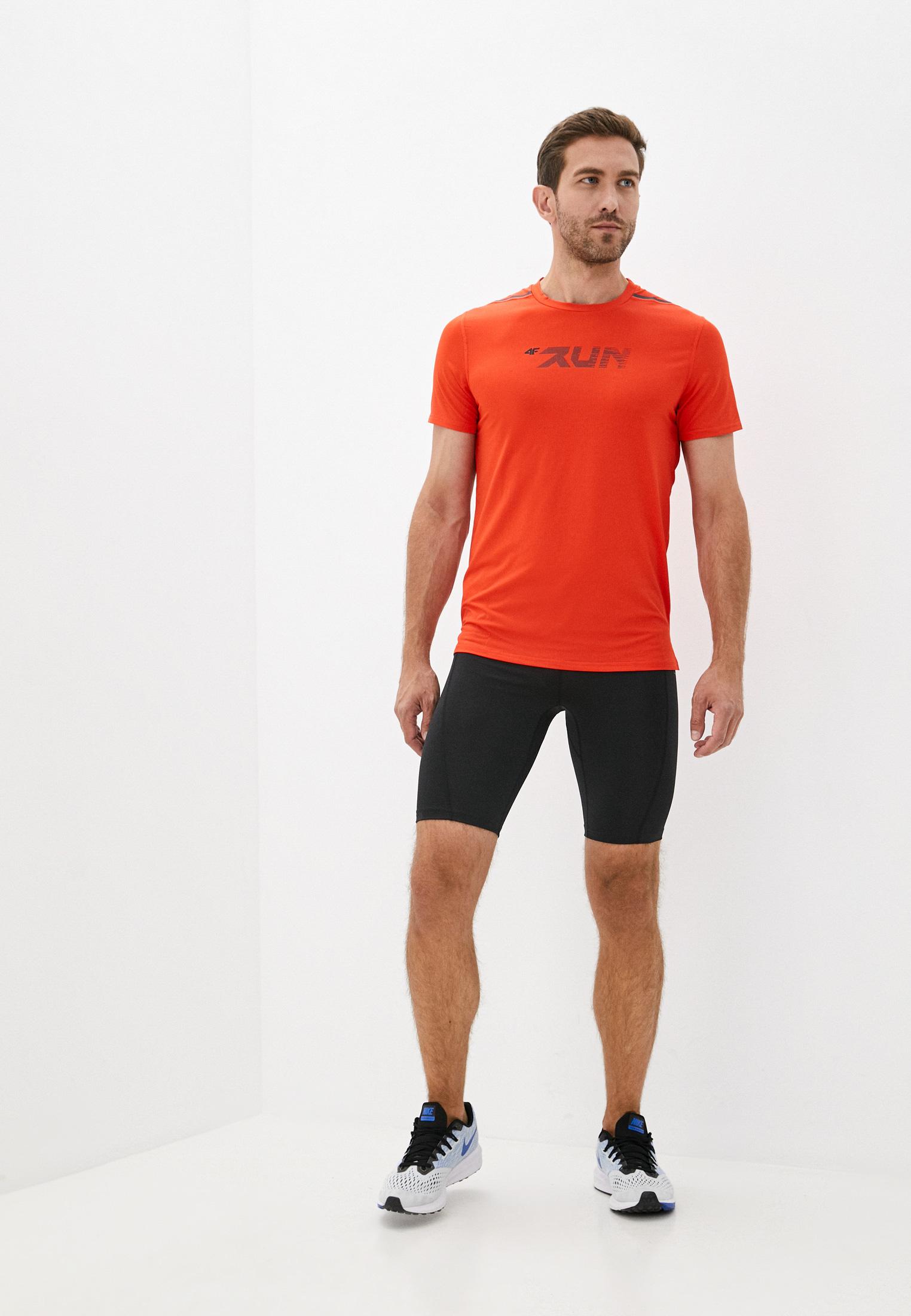 Мужские спортивные шорты 4F (4Ф) H4Z21-SPMF012: изображение 2