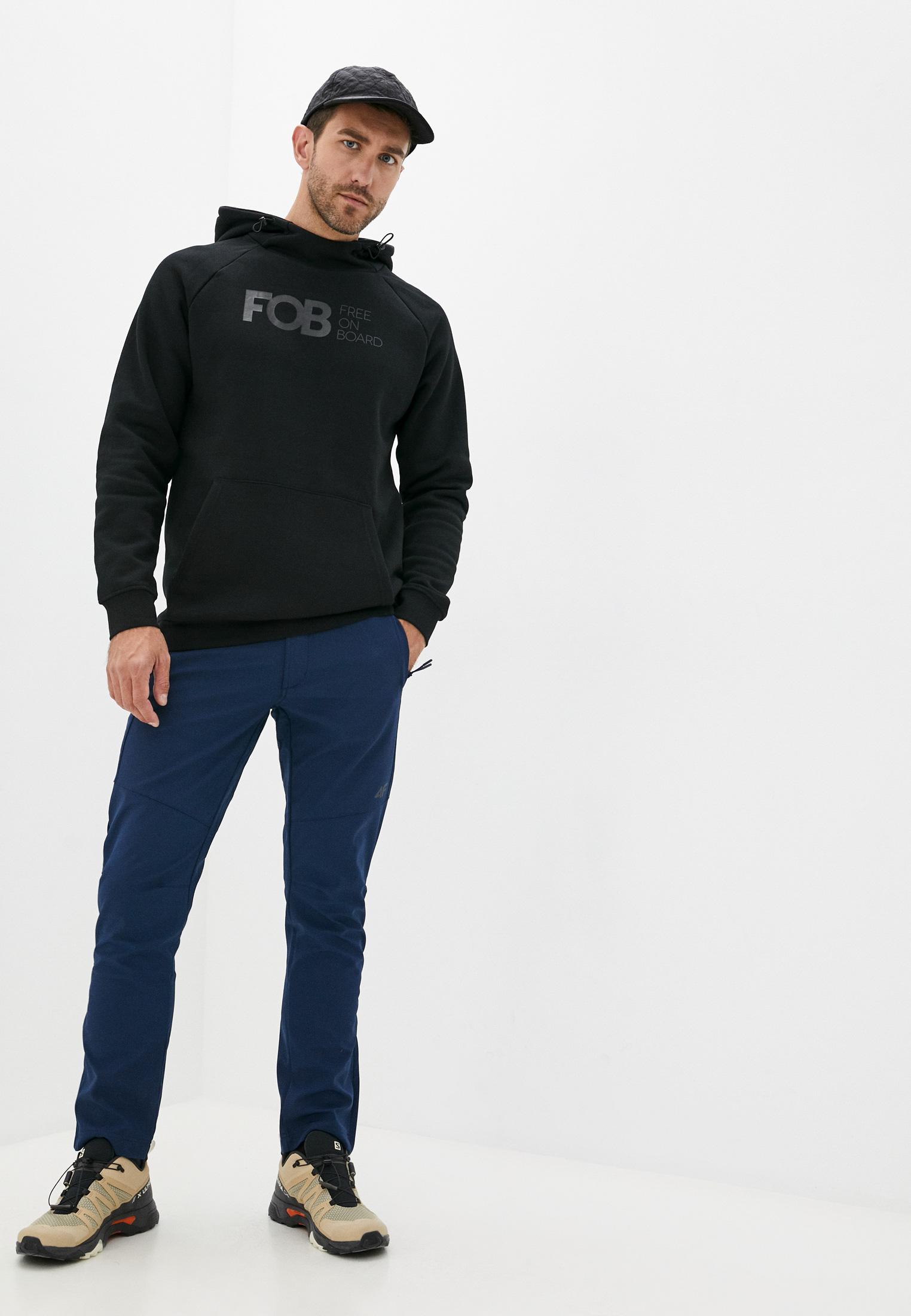 Мужские спортивные брюки 4F (4Ф) H4Z21-SPMT001: изображение 2