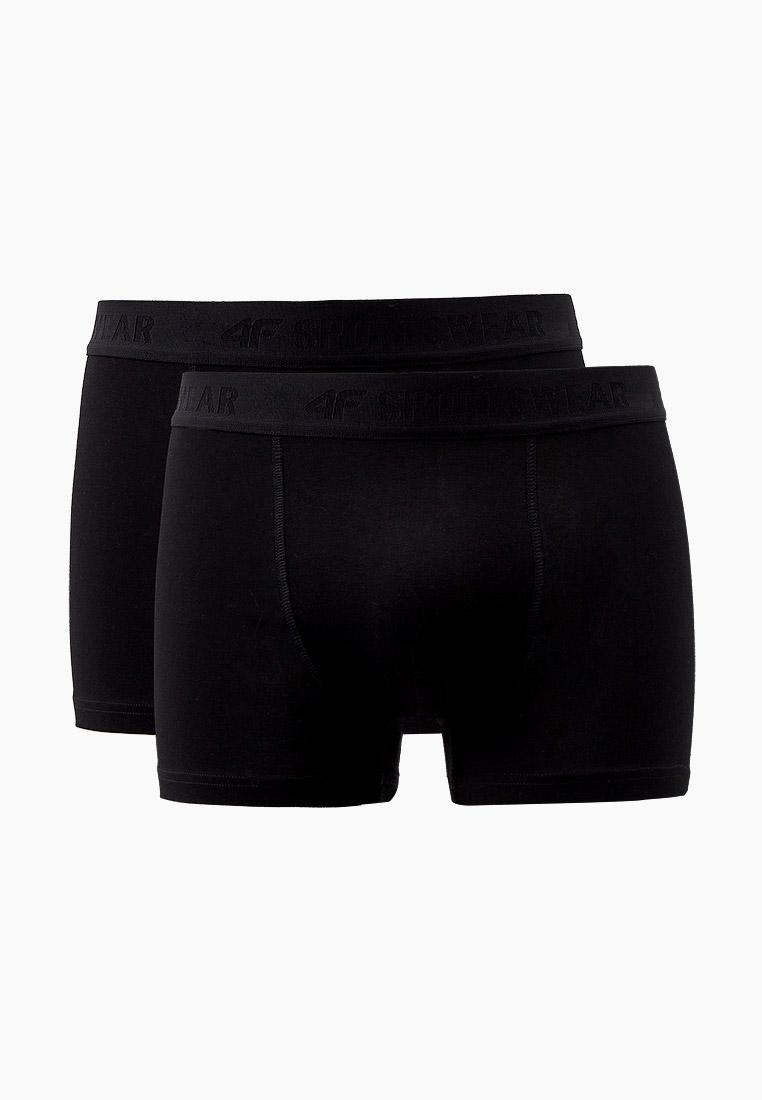 Мужское белье и одежда для дома 4F (4Ф) Трусы 2 шт. 4F