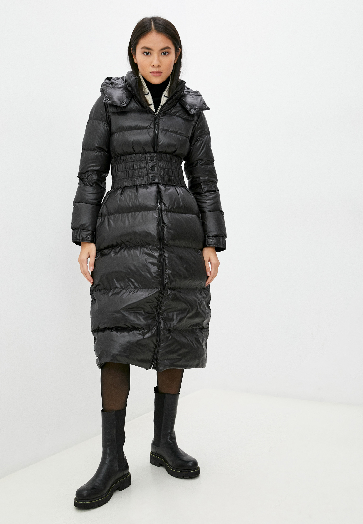 Утепленная куртка Twinset Milano 212TP214M