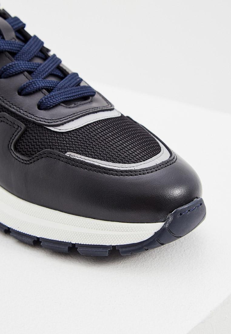 Мужские кроссовки Baldinini (Балдинини) U2B882CFBLNEBL: изображение 2