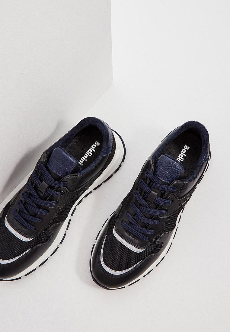 Мужские кроссовки Baldinini (Балдинини) U2B882CFBLNEBL: изображение 4