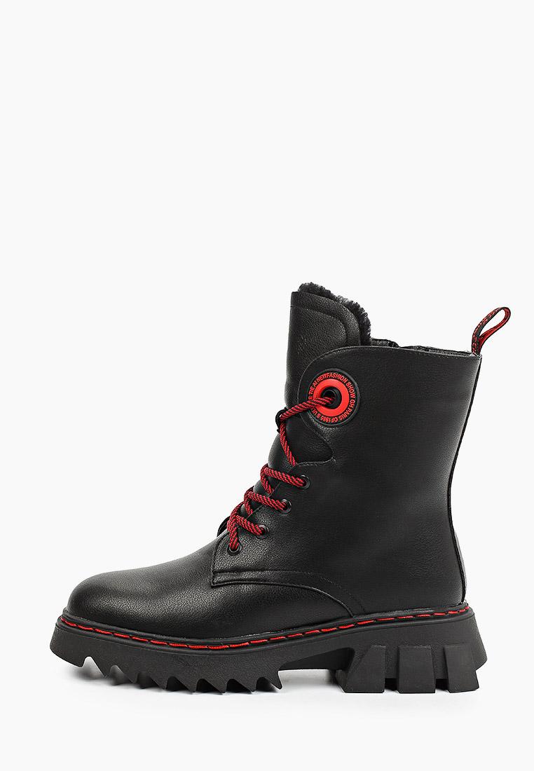 Ботинки для девочек Ulёt 5372-727