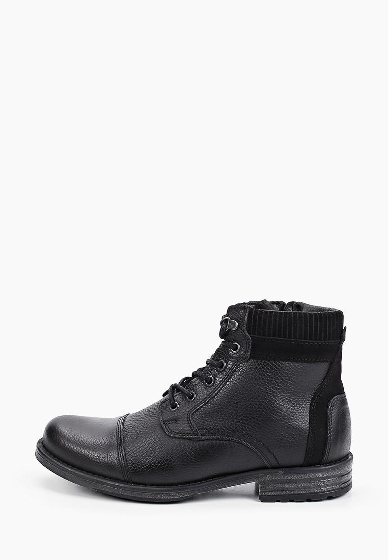 Мужские ботинки El Tempo PMC12_MP-H-11_BLACK