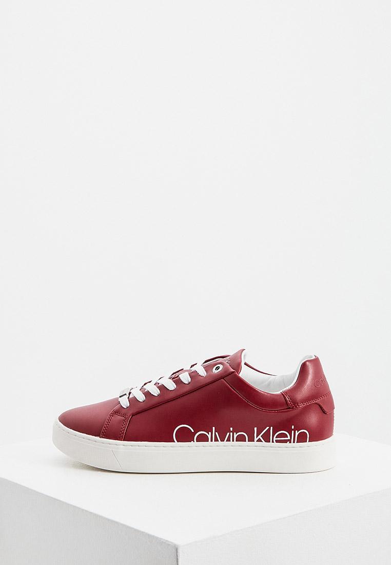 Женские кеды Calvin Klein (Кельвин Кляйн) Кеды Calvin Klein
