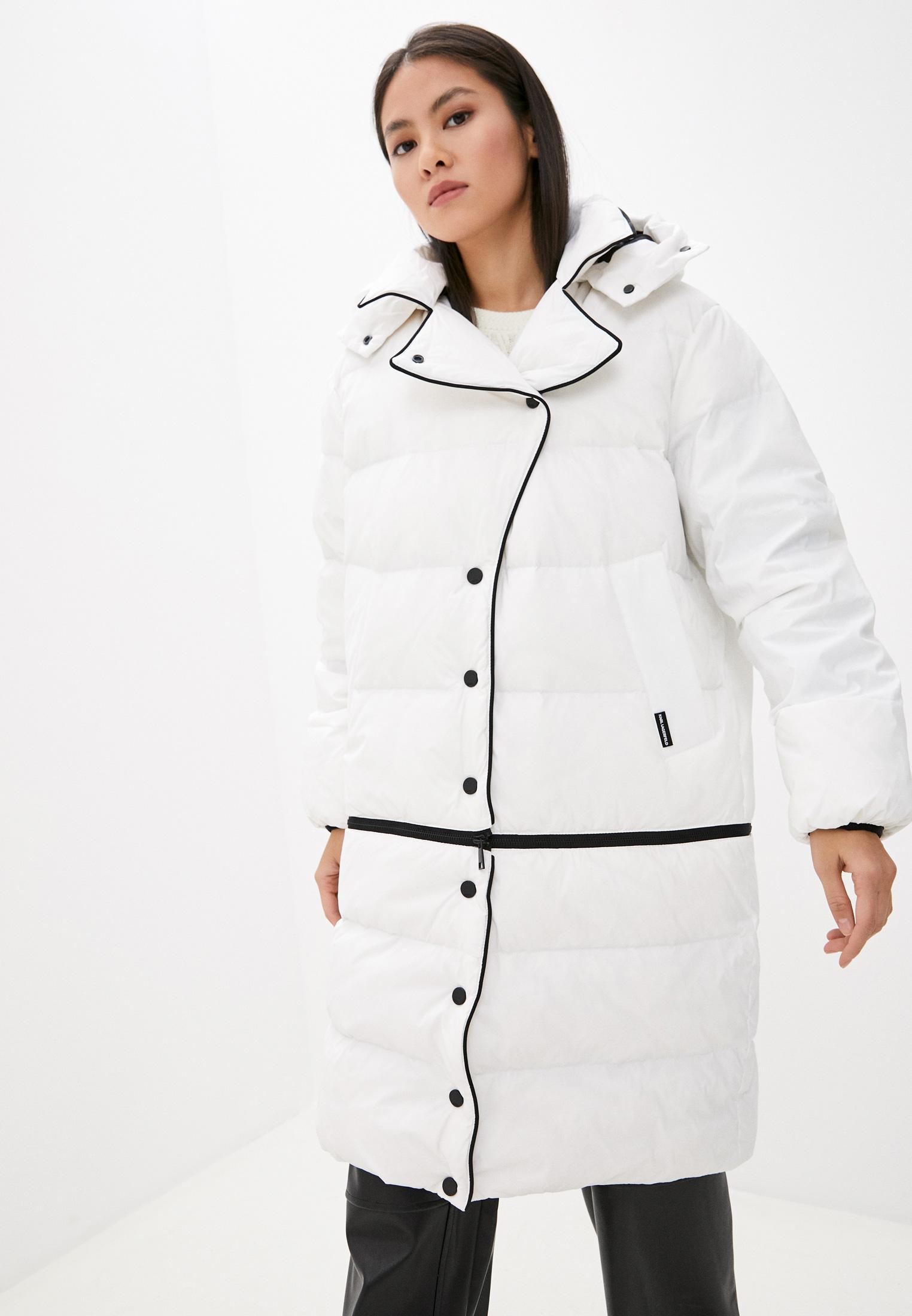 Утепленная куртка Karl Lagerfeld Куртка утепленная Karl Lagerfeld