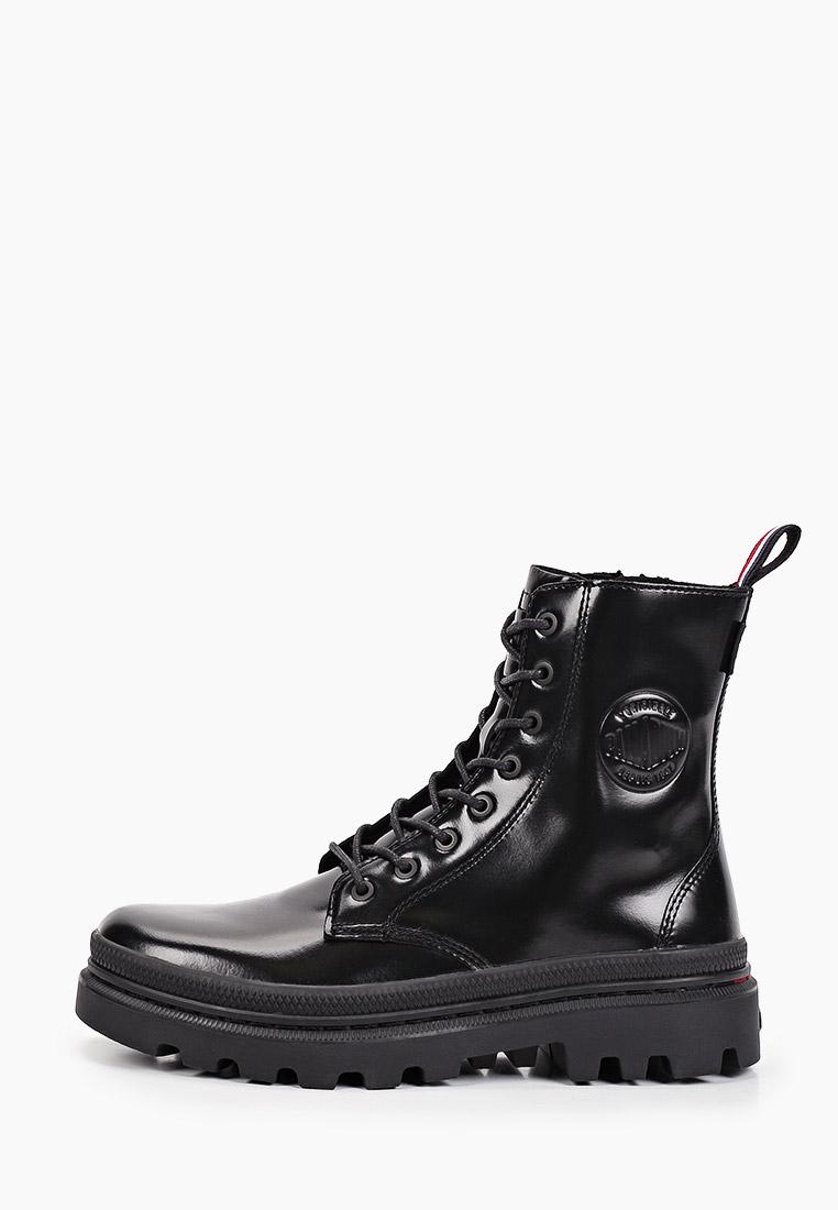 Женские ботинки Palladium 77204-010-M
