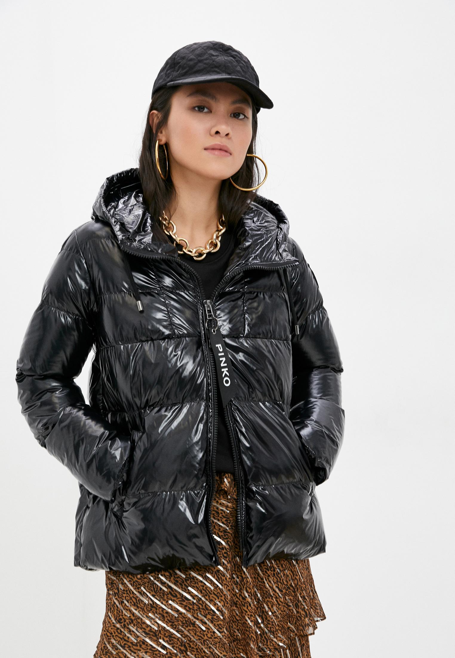 Утепленная куртка Pinko (Пинко) Куртка утепленная Pinko