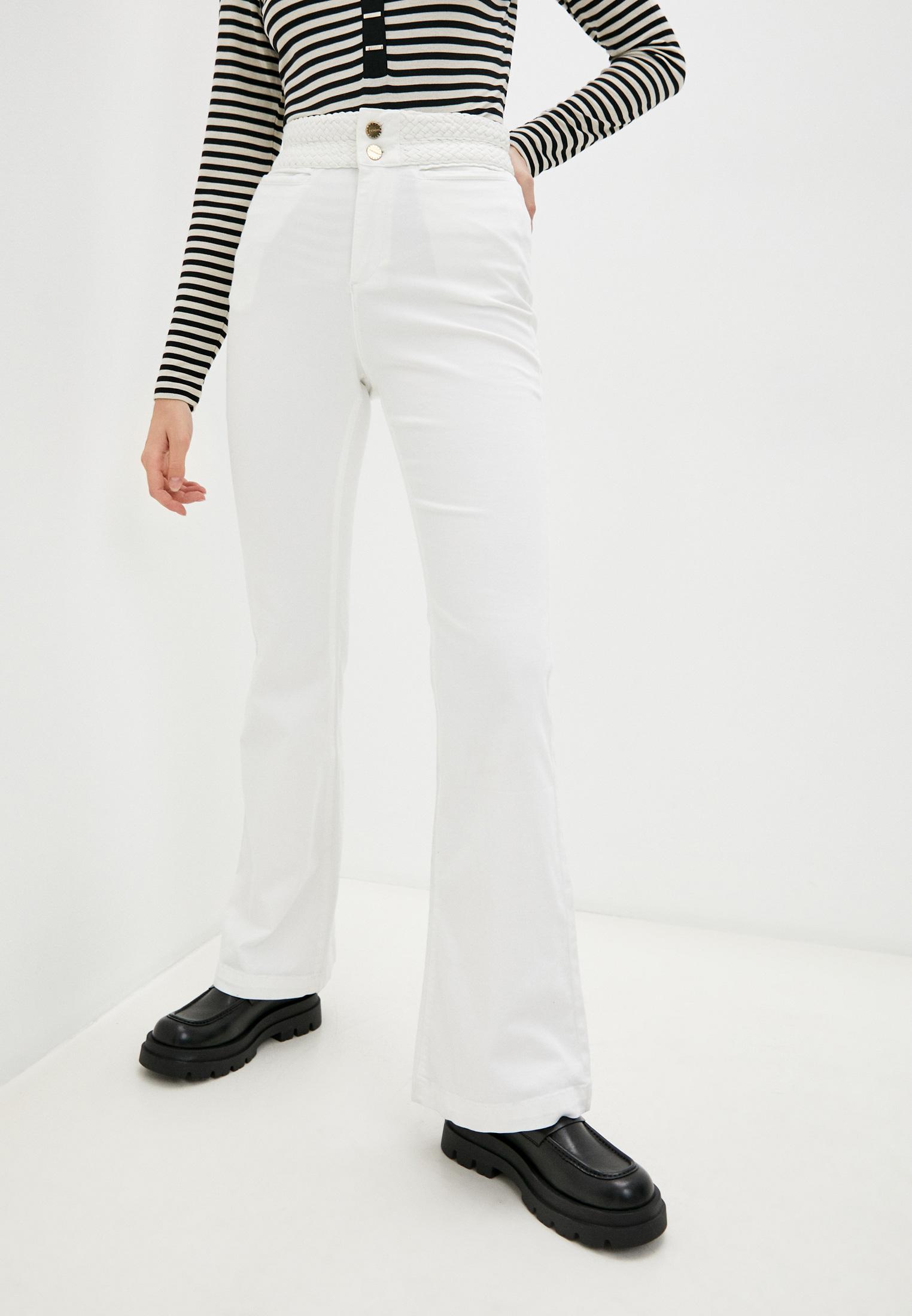 Широкие и расклешенные джинсы Twinset Milano Джинсы Twinset Milano