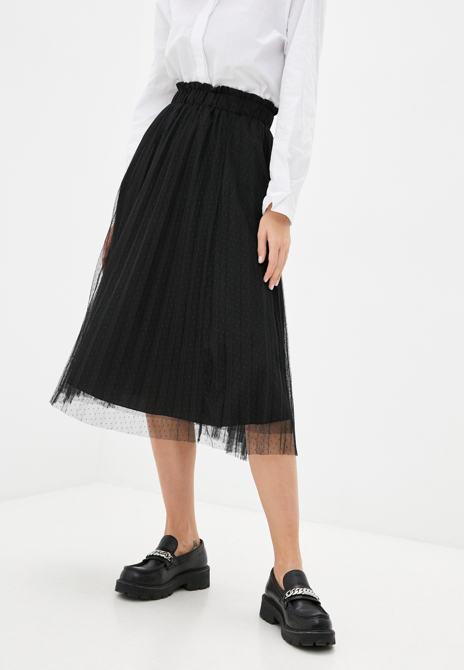 Широкая юбка Zabaione BK-125-015