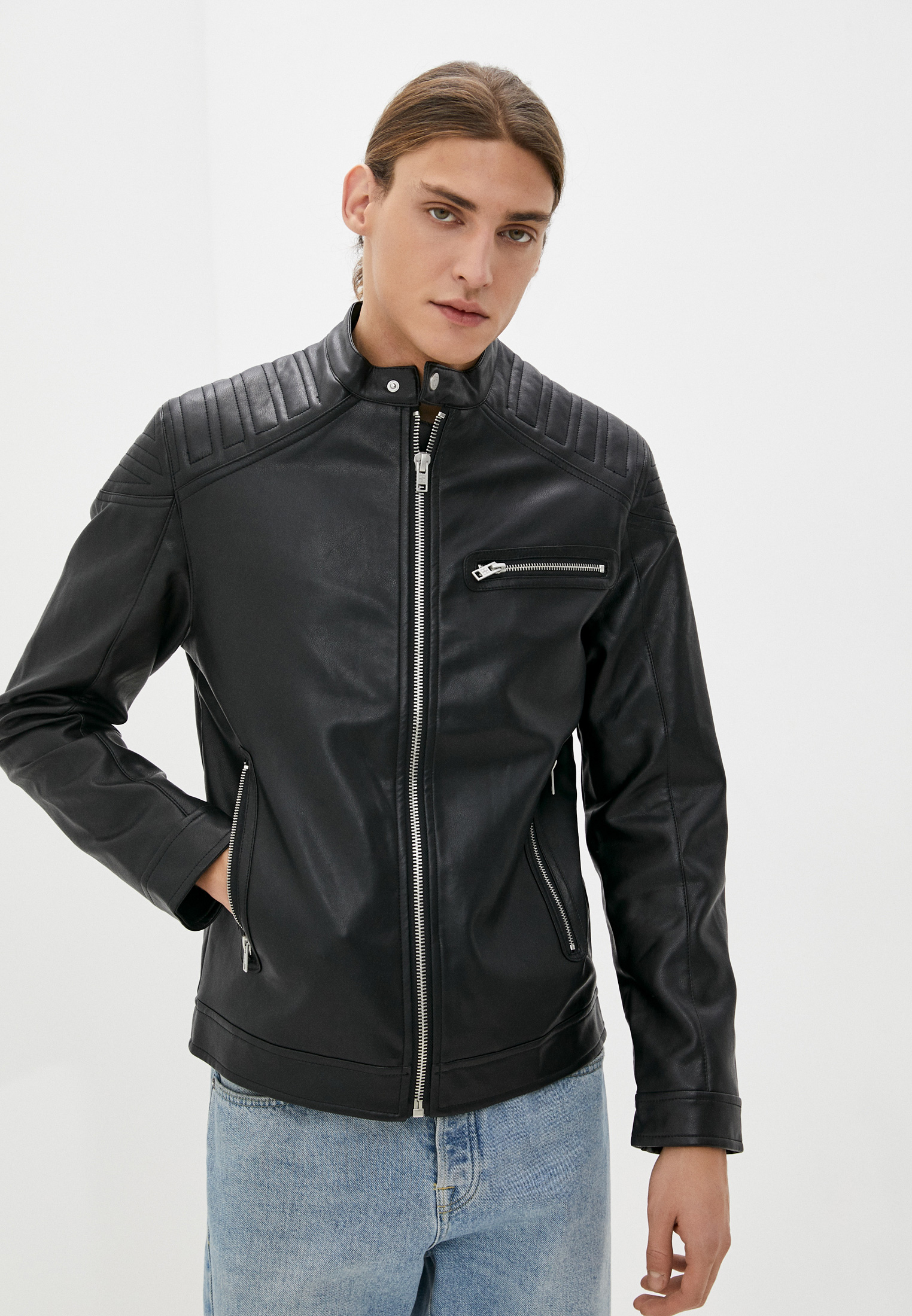 Кожаная куртка Haily's Куртка кожаная Haily's