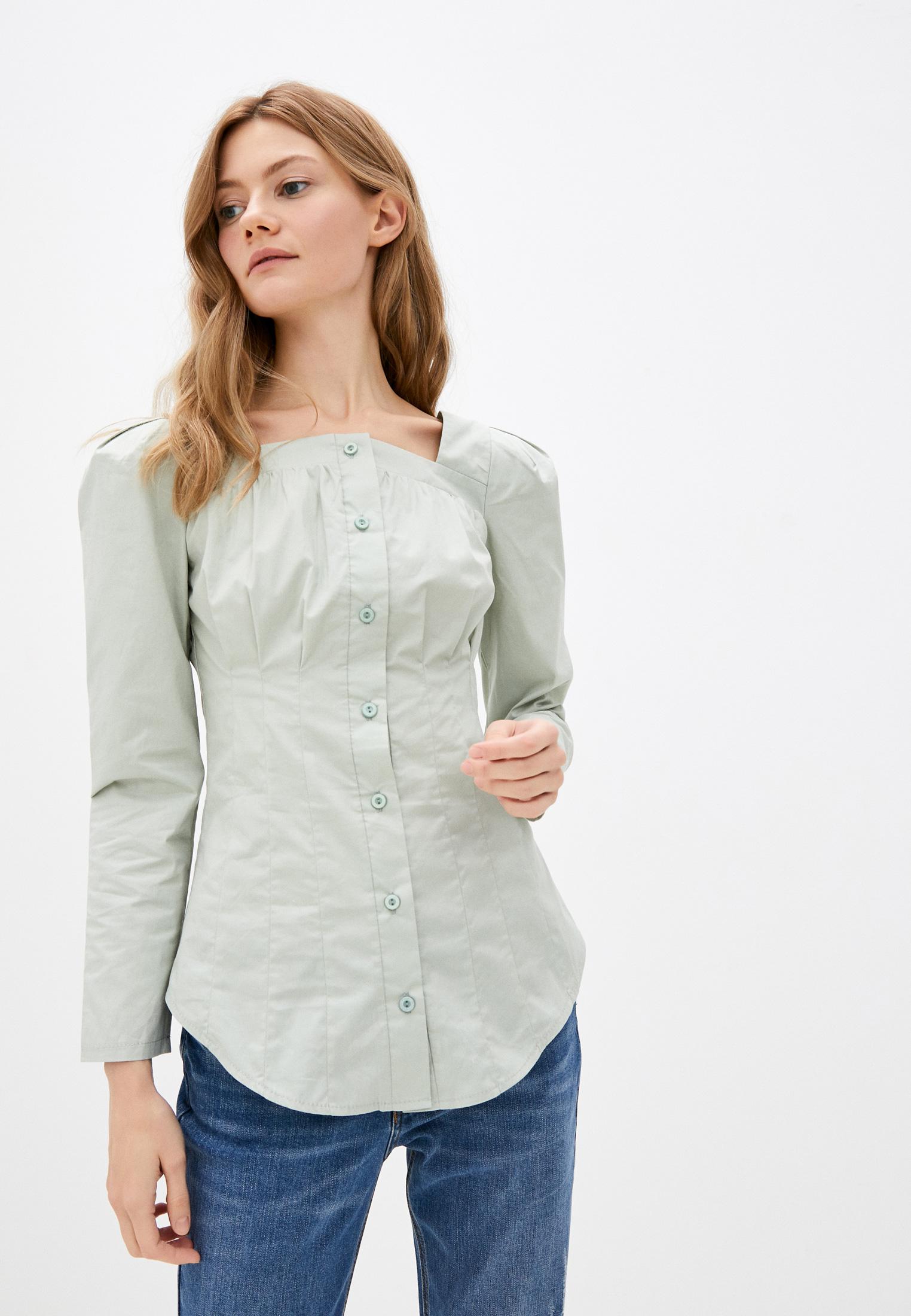 Женские рубашки с длинным рукавом Rainrain Рубашка Rainrain