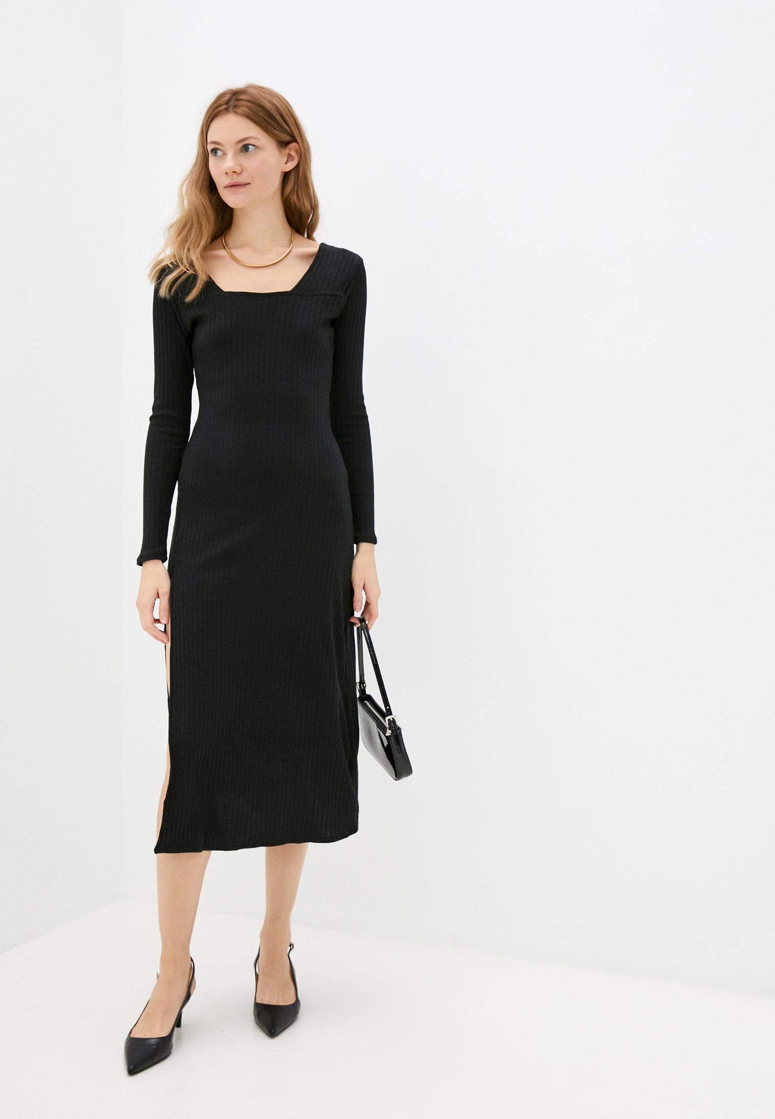 Вязаное платье Rainrain R202793