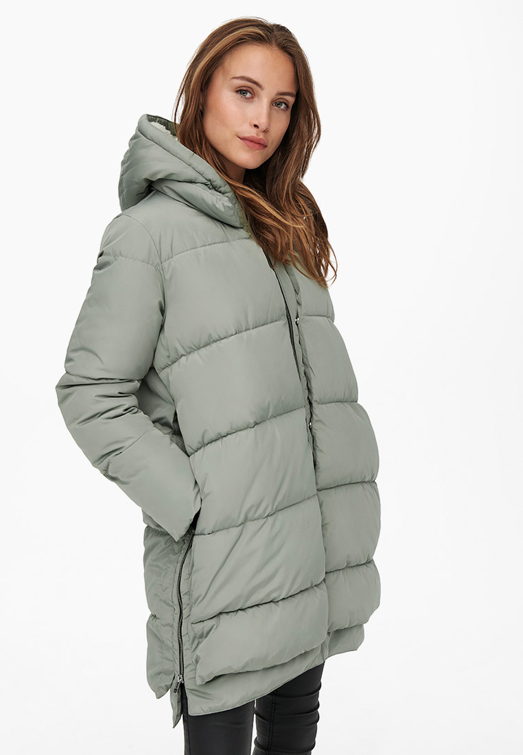 Утепленная куртка Only (Онли) 15239968