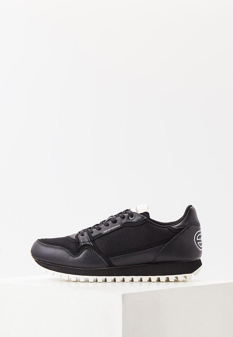 Мужские кроссовки Emporio Armani (Эмпорио Армани) X4X557 XM998