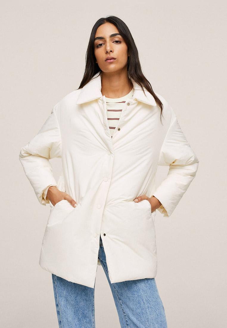 Утепленная куртка Mango (Манго) 17014753