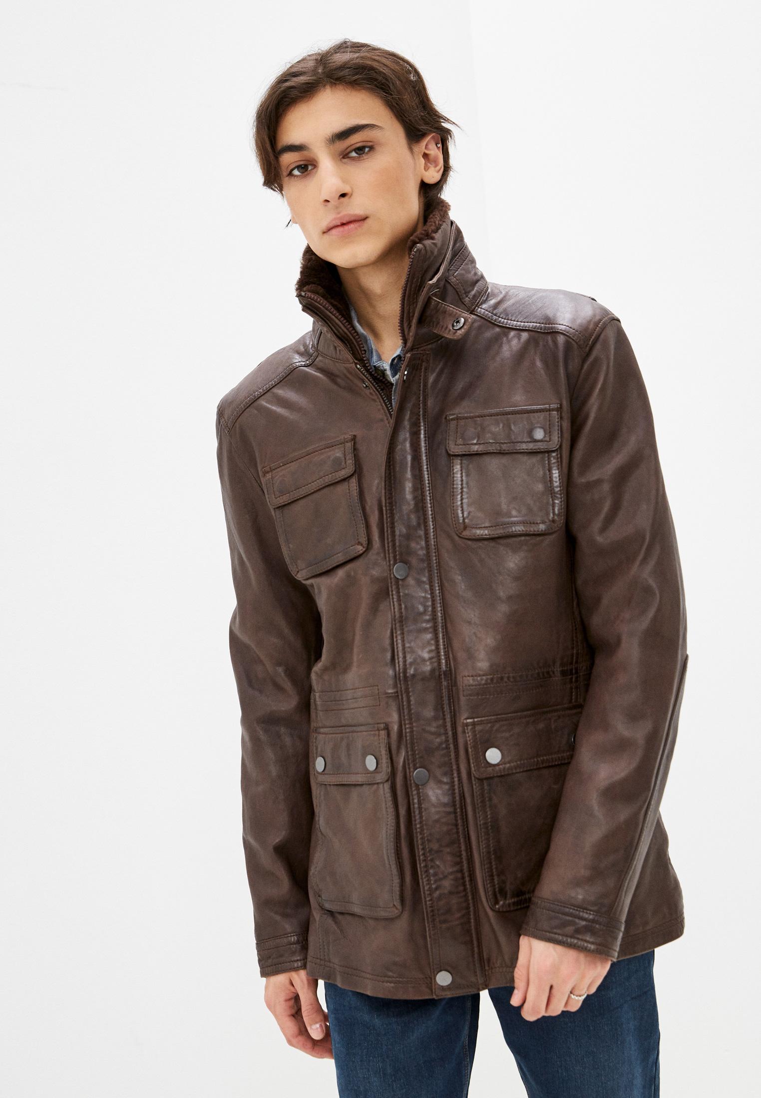 Кожаная куртка Deercraft Куртка кожаная Deercraft
