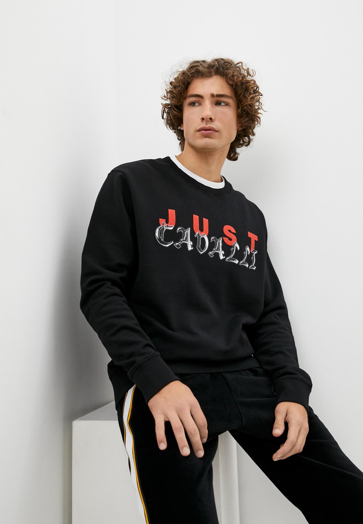 Свитер Just Cavalli (Джаст Кавалли) Свитшот Just Cavalli