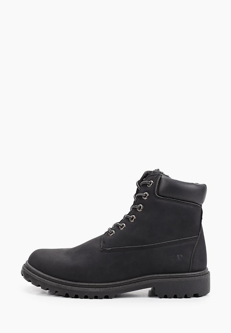Мужские тимберленды Patrol (Патрол) Ботинки Patrol