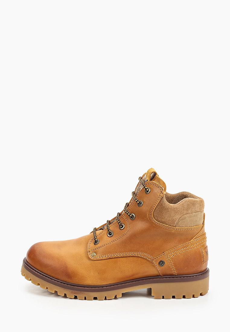 Мужские тимберленды Wrangler (Вранглер) Ботинки Wrangler