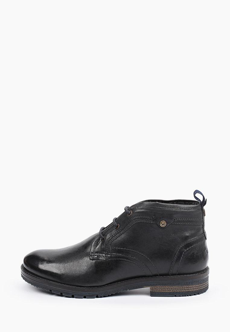 Мужские ботинки Wrangler (Вранглер) WM12050R-096