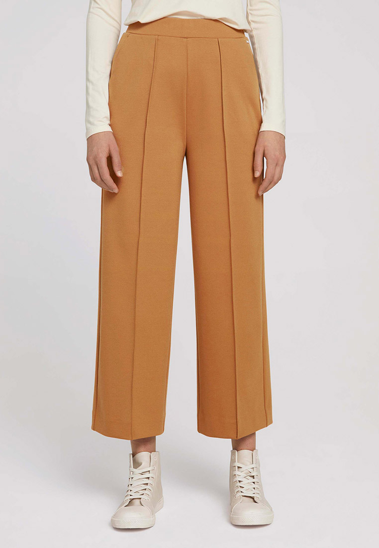 Женские широкие и расклешенные брюки Tom Tailor Denim Брюки Tom Tailor Denim