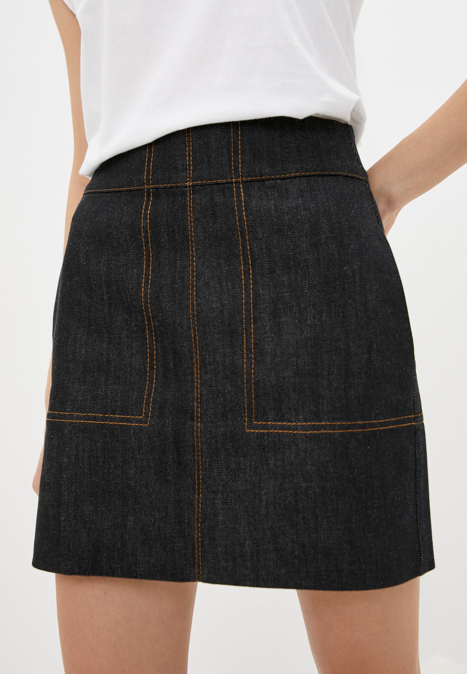 Джинсовая юбка Dorothee Schumacher Юбка джинсовая Dorothee Schumacher