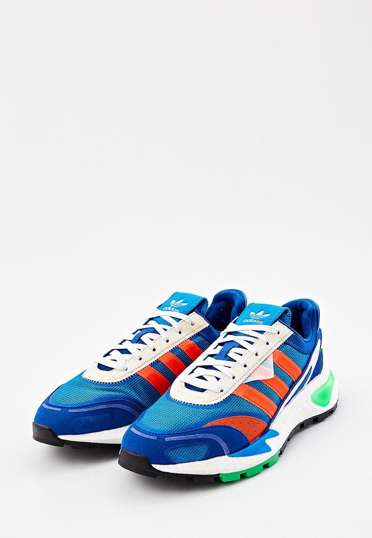 Мужские кроссовки Adidas Originals (Адидас Ориджиналс) H03083: изображение 3