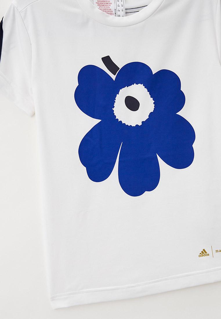 Футболка Adidas (Адидас) H38845: изображение 3