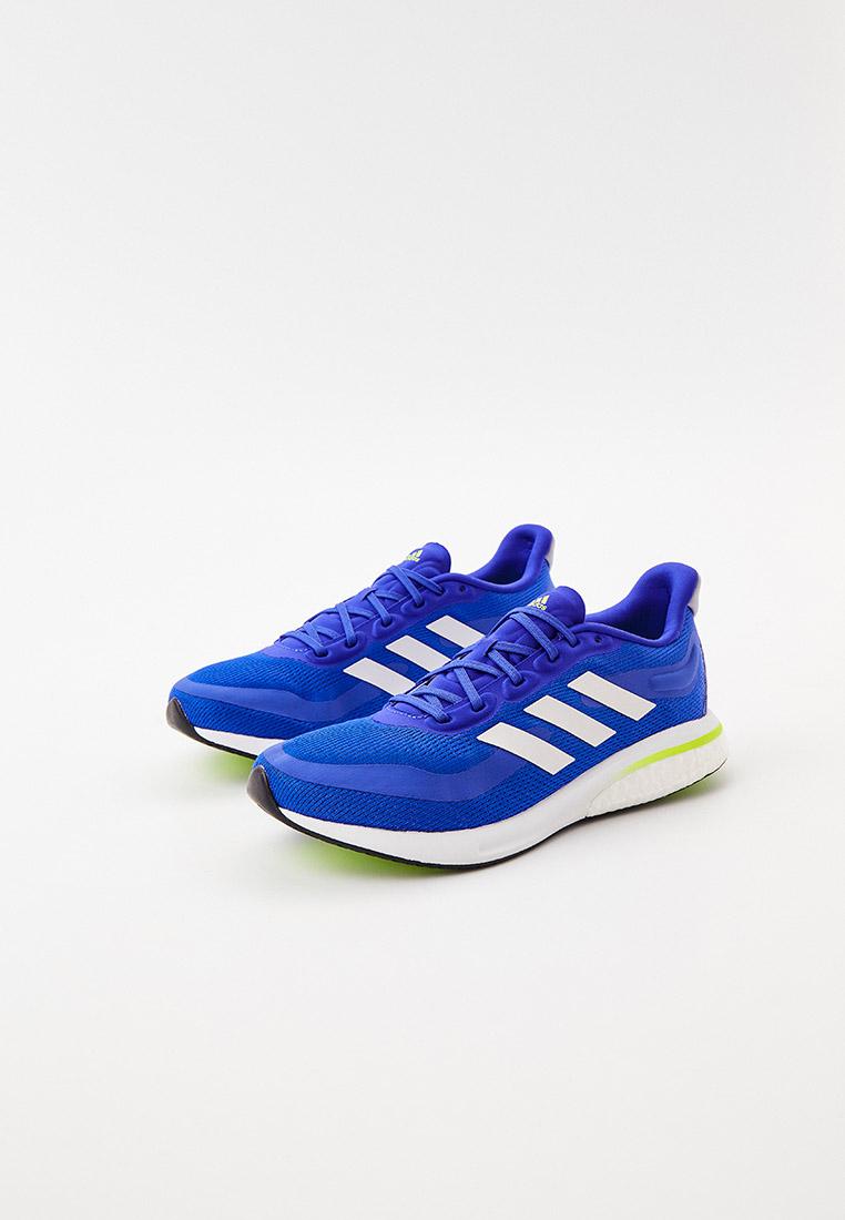 Мужские кроссовки Adidas (Адидас) S42725: изображение 3