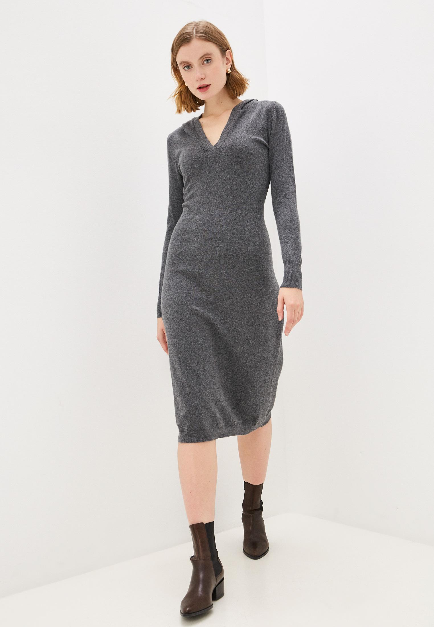 Вязаное платье Assuili ASF963