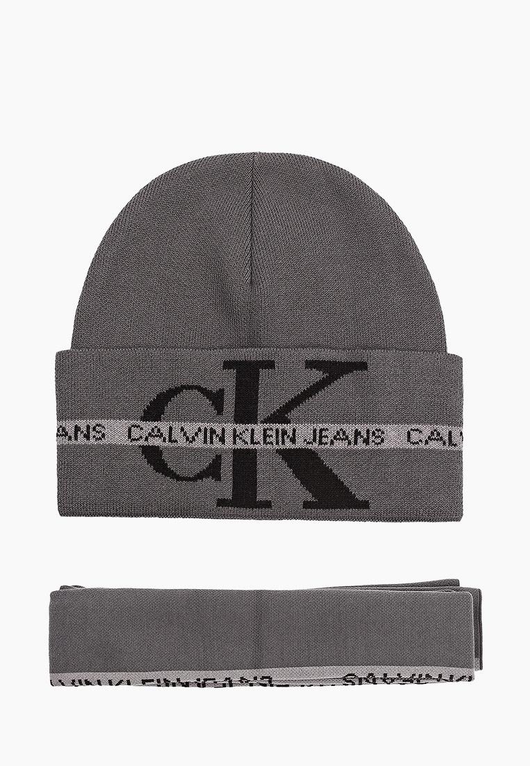 Комплект Calvin Klein Jeans Шапка и шарф Calvin Klein Jeans