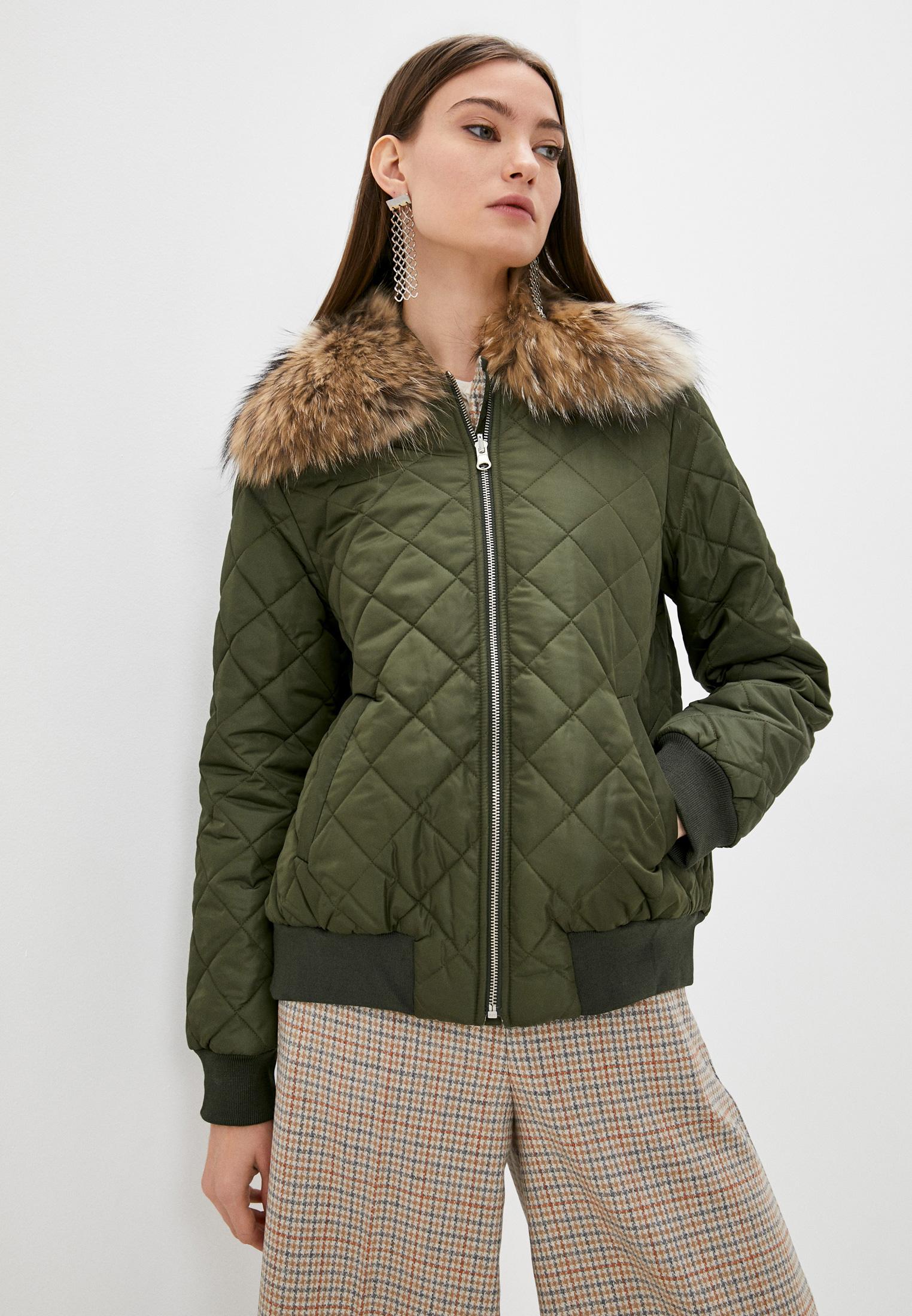 Женская верхняя одежда Twinset Milano Куртка утепленная Twinset Milano