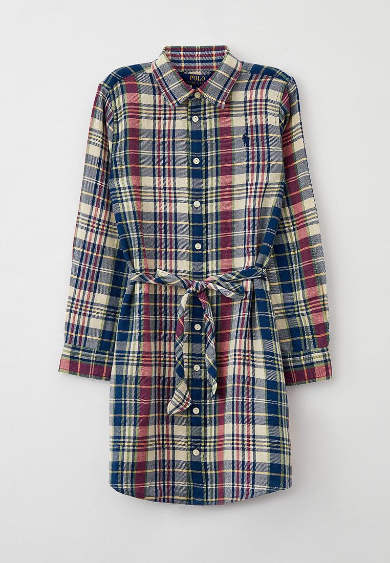 Повседневное платье Polo Ralph Lauren (Поло Ральф Лорен) Платье Polo Ralph Lauren