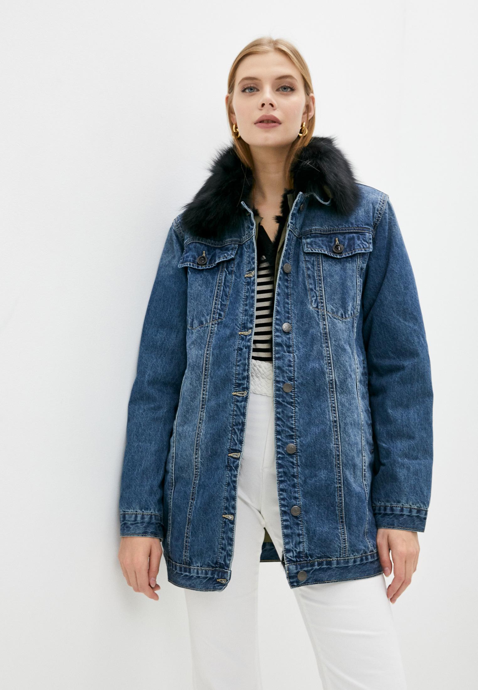 Джинсовая куртка Canadian Куртка джинсовая Canadian