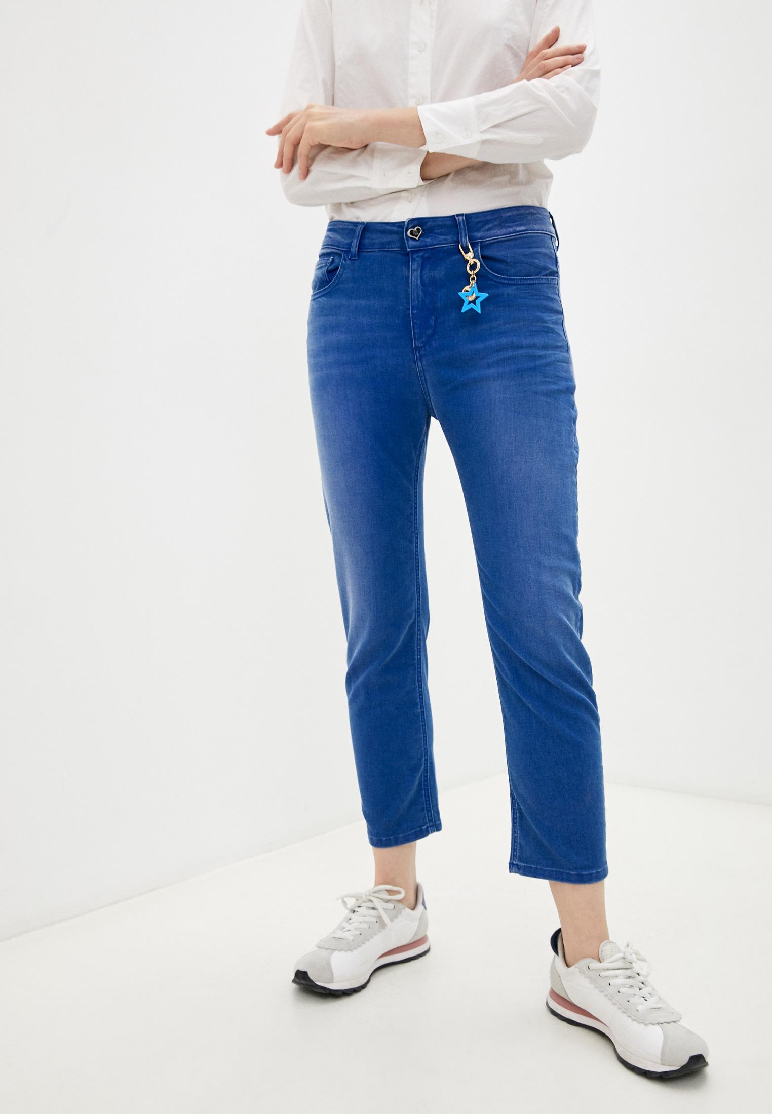 Прямые джинсы Twinset Milano Джинсы Twinset Milano