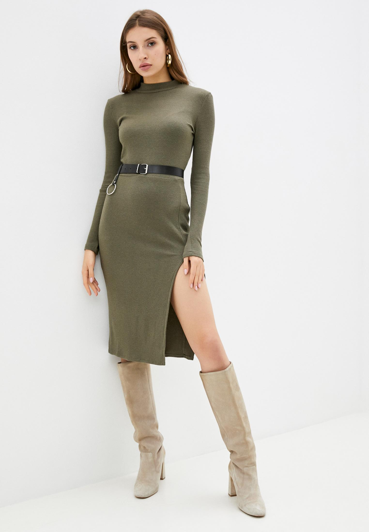 Вязаное платье Bad Queen BQ210205