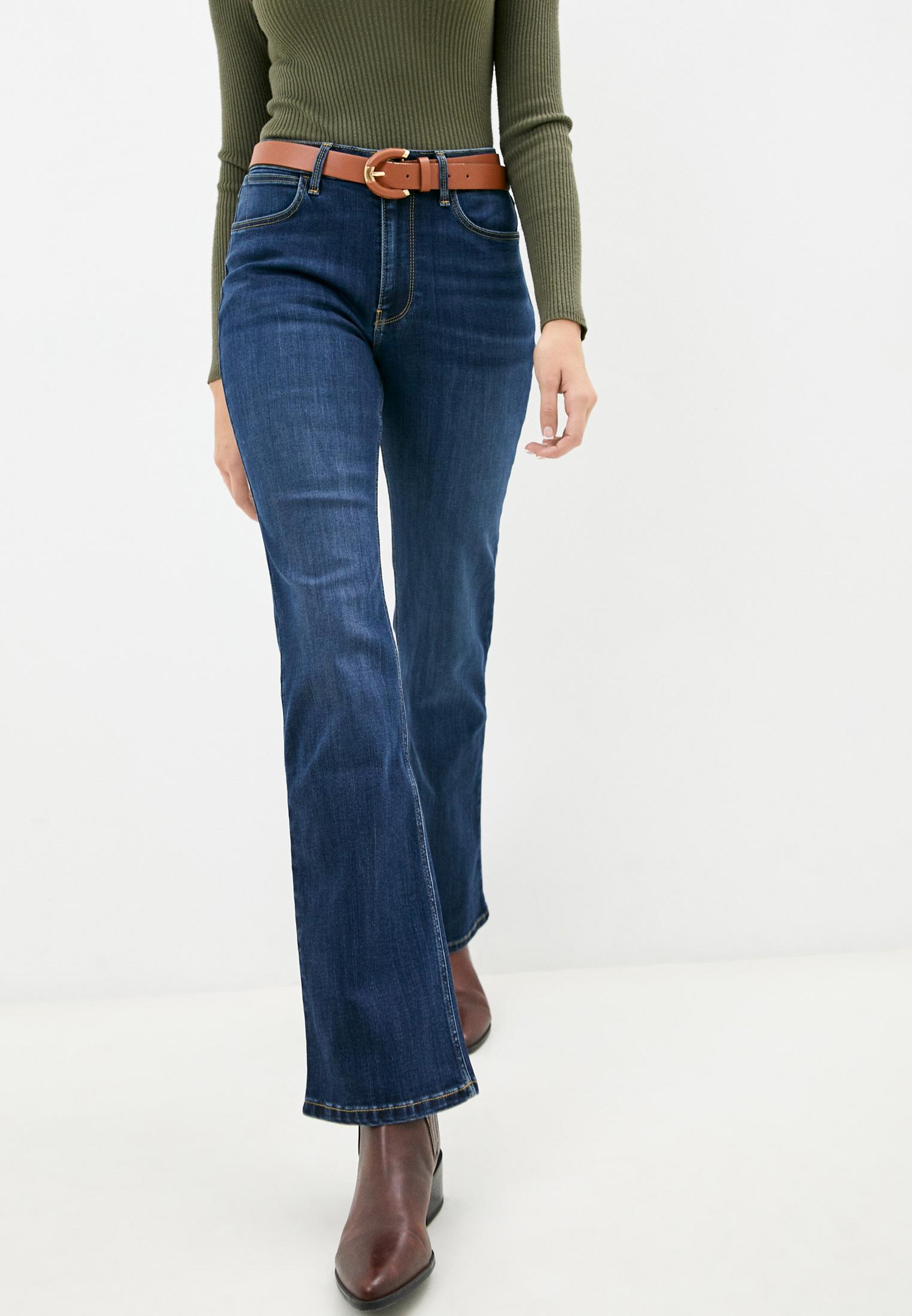 Широкие и расклешенные джинсы Wrangler (Вранглер) Джинсы Wrangler