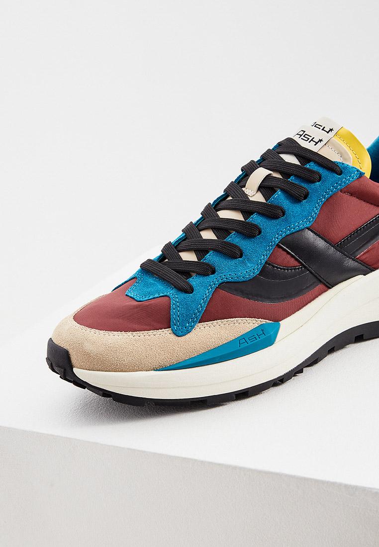 Мужские кроссовки Ash (Аш) 5AH.AH107013.K: изображение 4