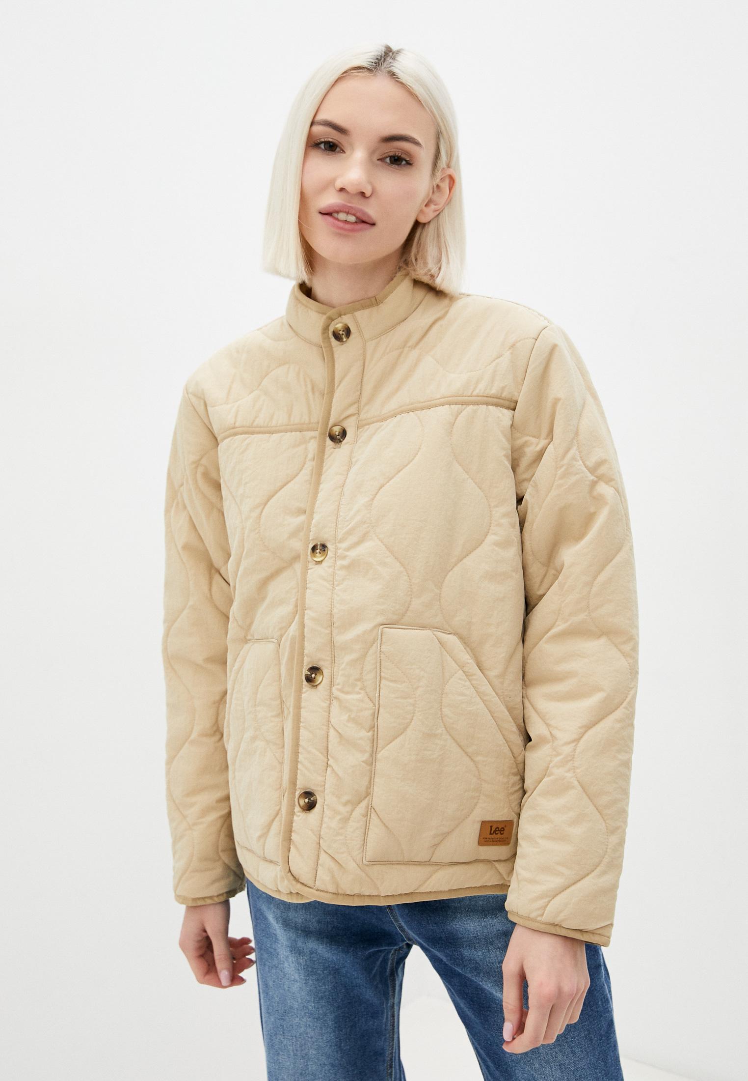 Утепленная куртка Lee (Ли) Куртка утепленная Lee