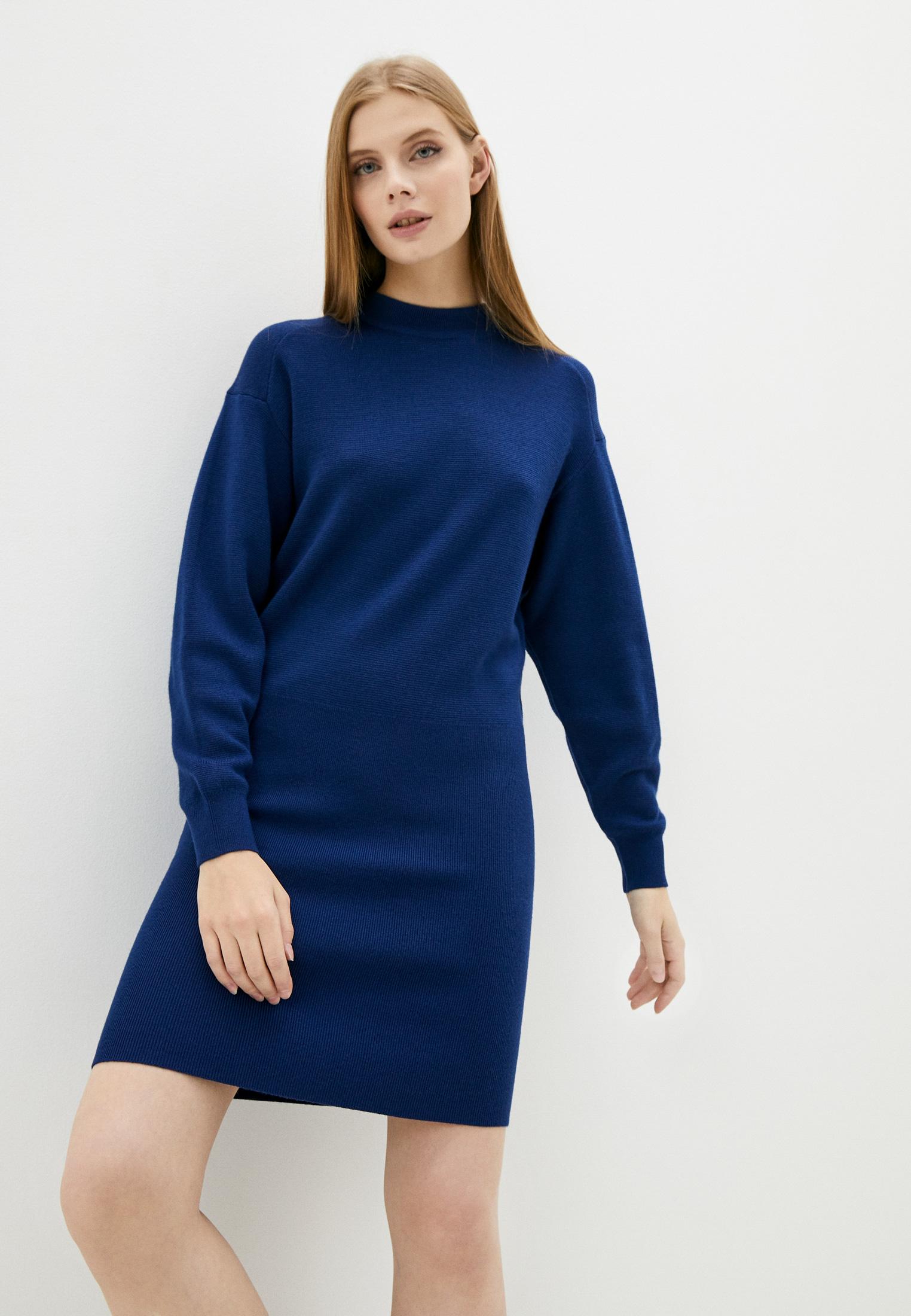 Вязаное платье Armani Exchange 6KYA2Z YMU6Z