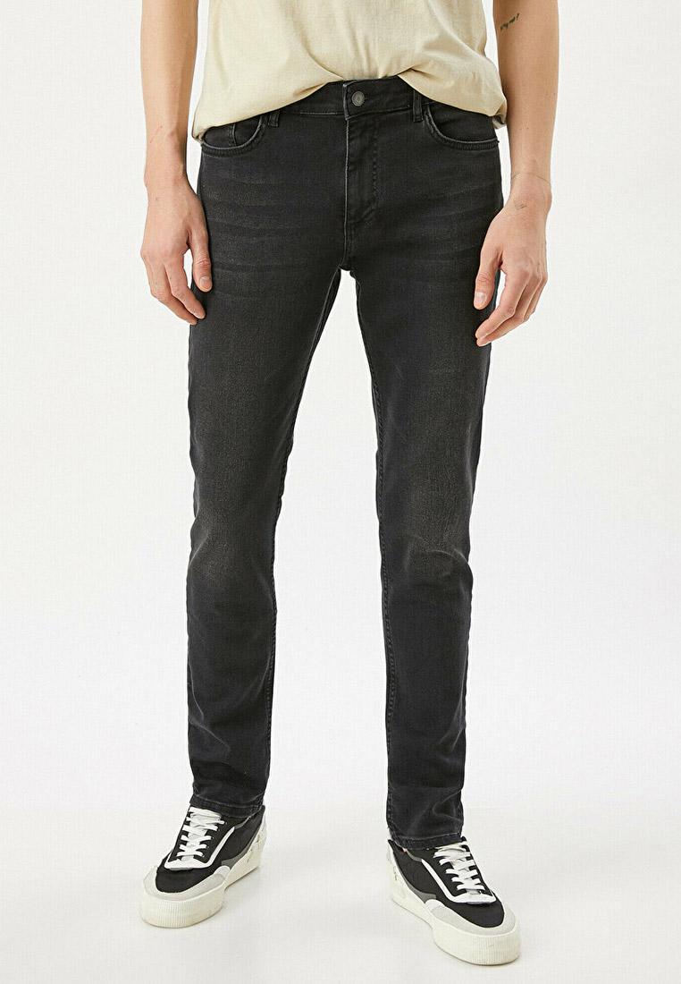 Мужские прямые джинсы Koton 2KAM43157YD