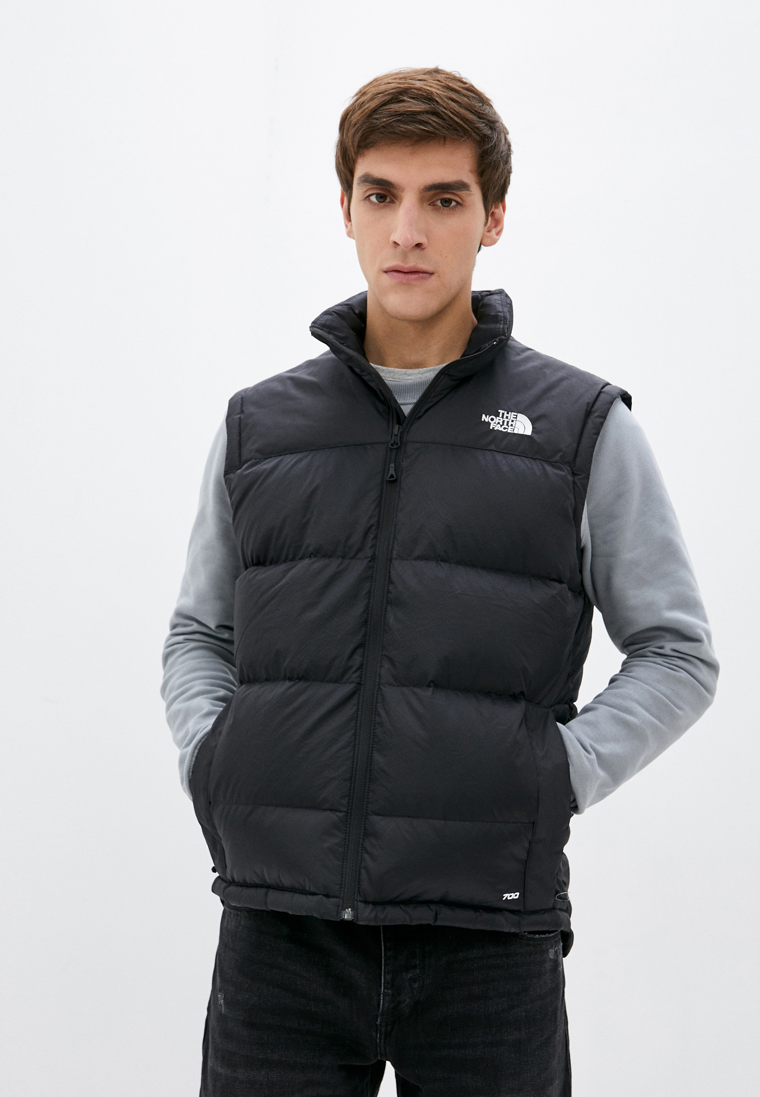 Мужская верхняя одежда The North Face (Норт Фейс) TA4M9K