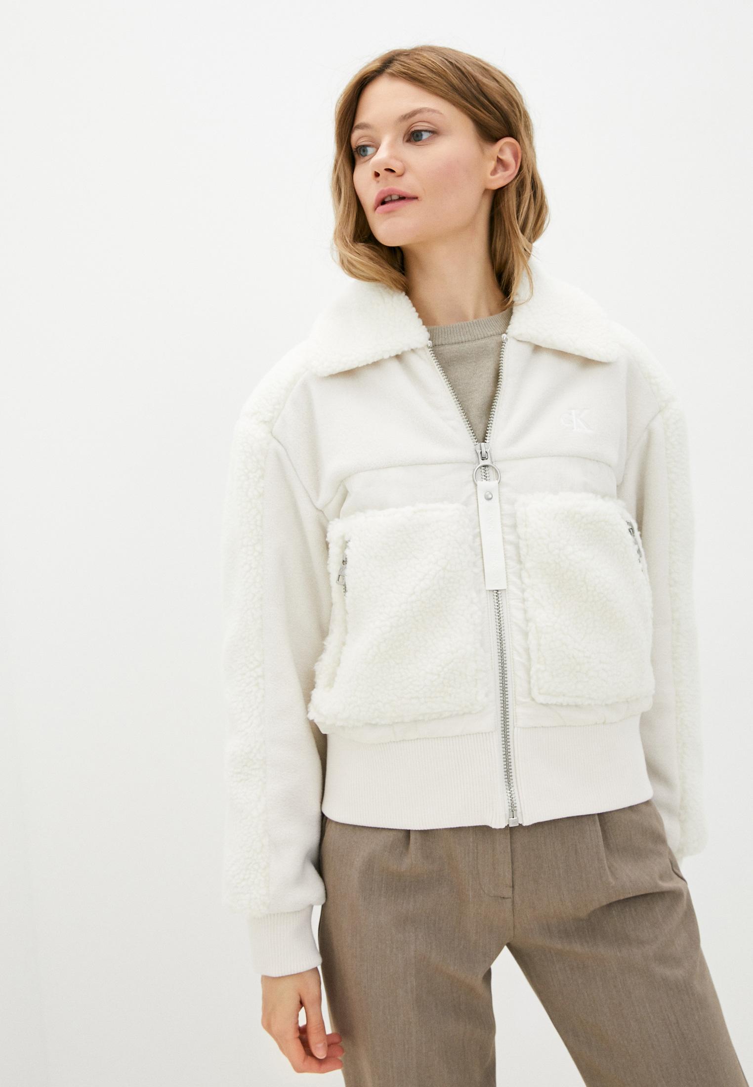 Утепленная куртка Calvin Klein Jeans Куртка Calvin Klein Jeans