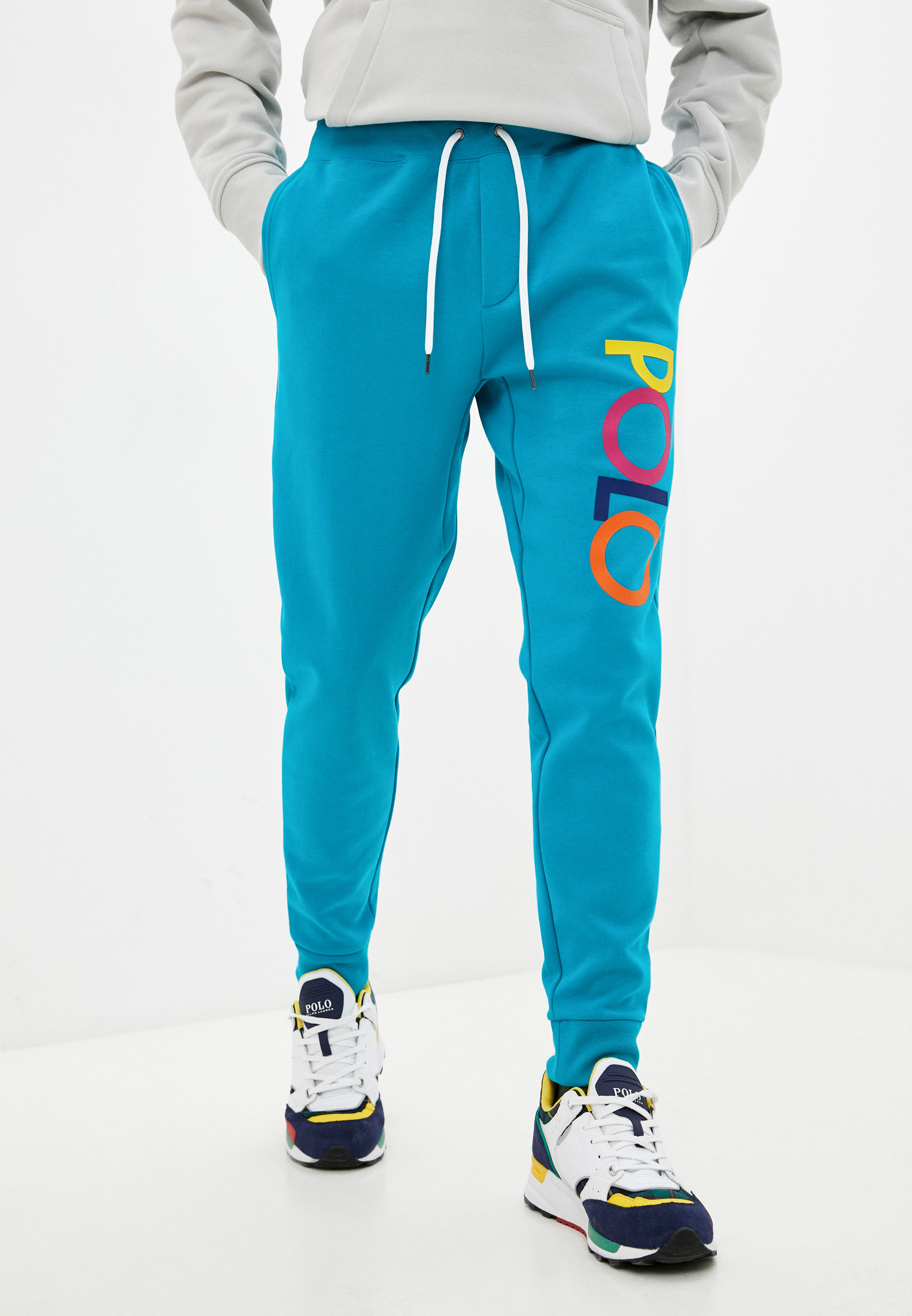 Мужские спортивные брюки Polo Ralph Lauren (Поло Ральф Лорен) 710842895003