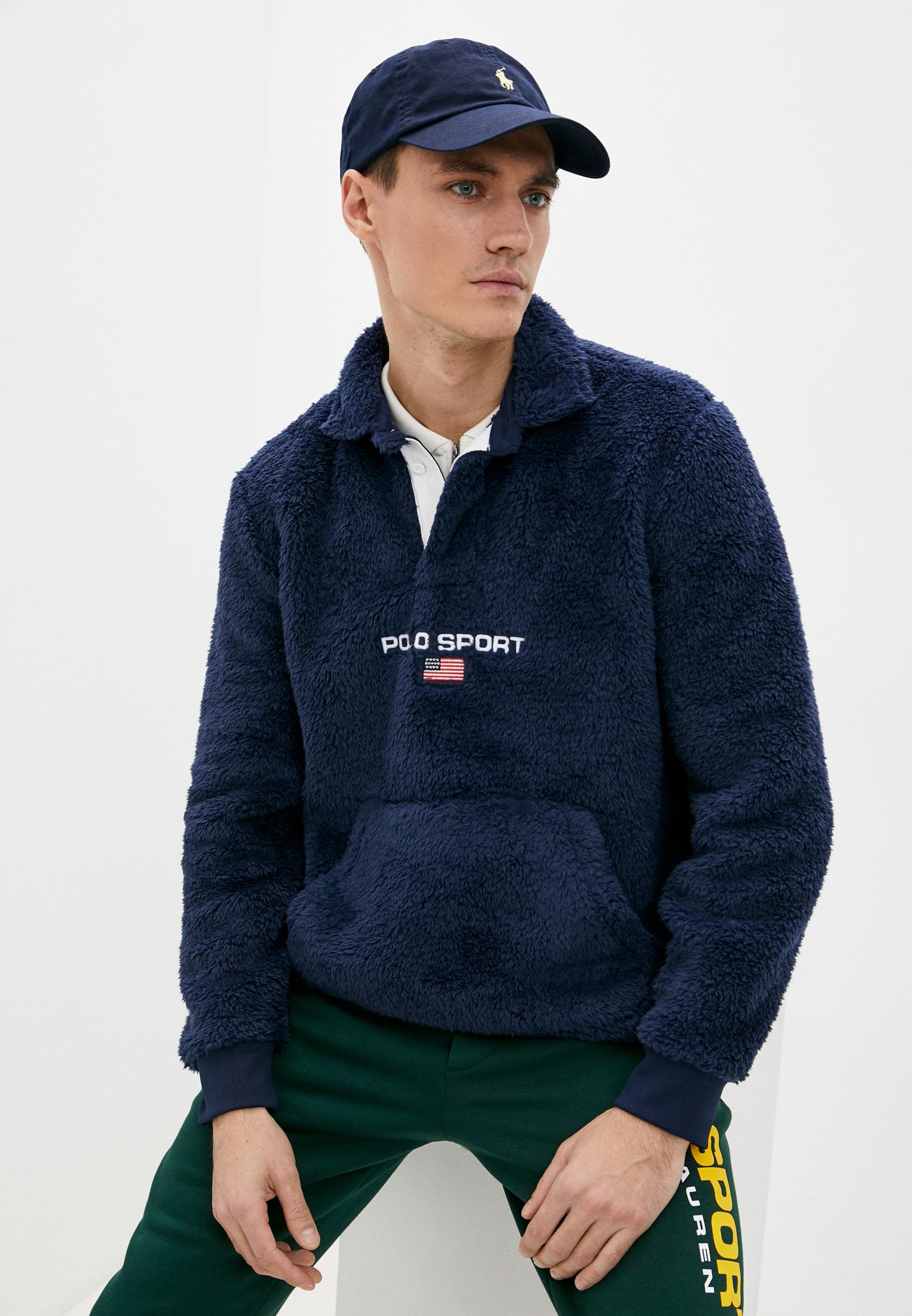 Флисовая толстовка Polo Ralph Lauren (Поло Ральф Лорен) Олимпийка Polo Ralph Lauren