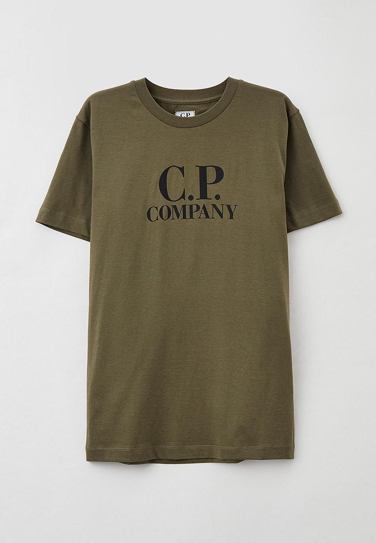 Футболка с коротким рукавом C.P. Company Футболка C.P. Company