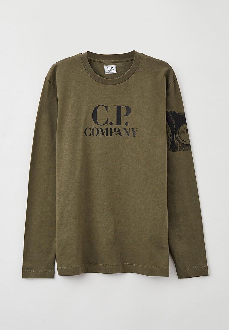 Футболка с длинным рукавом C.P. Company Лонгслив C.P. Company